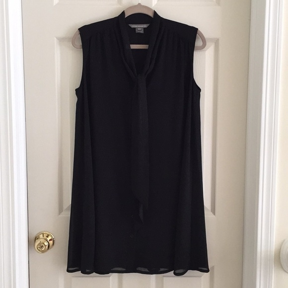 French Connection Dresses & Skirts - NWOT French Connection Black Dress/Tunic (Size 2)